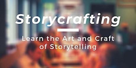 Storycrafting: July theme TBA tickets
