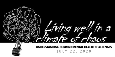 Living Well in a Climate of Chaos tickets