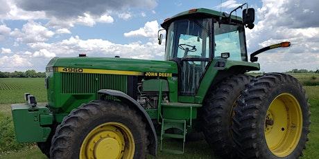 Farm Retirement Auction tickets