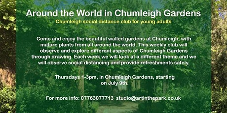 Around the World in Chumleigh Gardens tickets