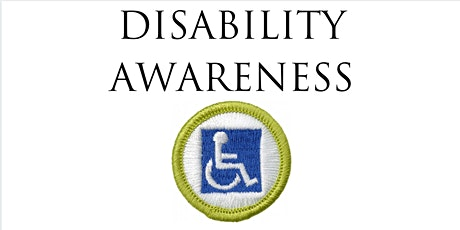 Disability Awareness Badge - 2 Sessions tickets