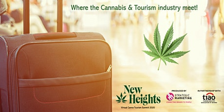 Virtual Canna-Tourism Summit tickets