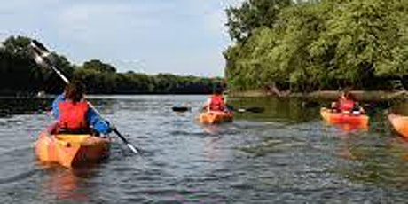Cottage Grove Wellness 50+ Kayaking event tickets
