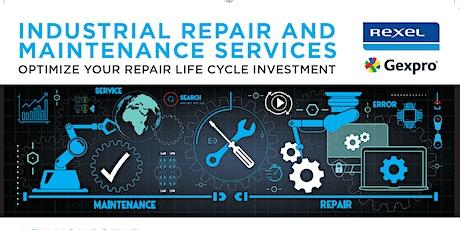 Asset Management Repair vs Replace Gexpro tickets