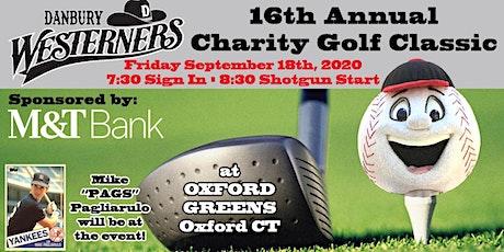 16th Annual Danbury Westerners Charity Golf Classic tickets