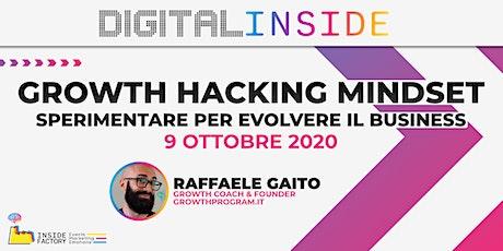 Growth Hacking Mindset. Sperimentare per evolvere il business biglietti