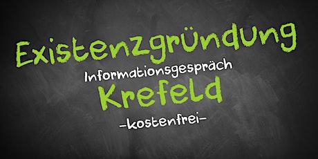 Existenzgründung Online kostenfrei - Infos - AVGS Krefeld Tickets