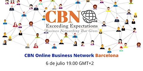 Online CBN Business Network Barcelona. 6 de julio 2020 entradas