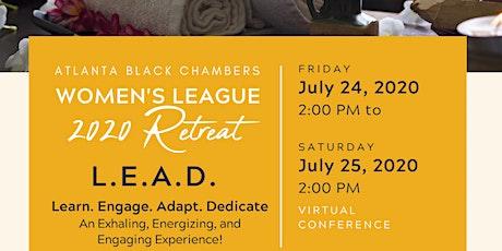 2020 Women's League VIRTUAL Retreat: Learn. Engage. Adapt. Dedicate tickets