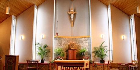 Sunday Morning Mass July 5 tickets