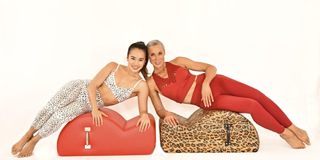 Two Kats on a Hot Animal Print Reformer! Core Reformer Workout! KRN & Katie tickets