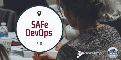 SAFe ® DevOps 5.0 Training with Certification tickets