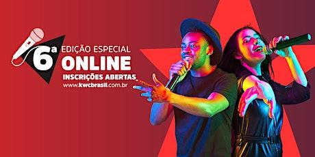 Inscrições Oficiais KWC Brasil Online 2020 ingressos
