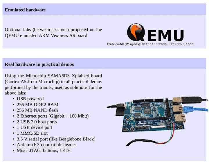 Bootlin Embedded Linux System Development Training Seminar image
