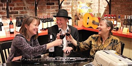 Terra Nova Trio: Serenade on Spencer Butte tickets