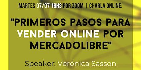 Charla Online entradas