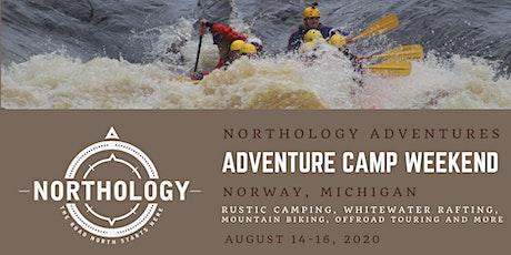 Adventure Camp Weekend tickets