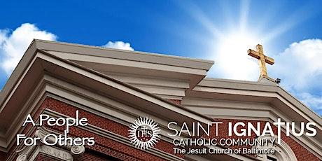 Sunday Mass - August 9, 2020 tickets