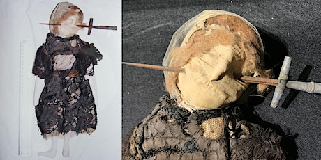 Artsfest Online: The story of a Witchcraft poppet, talk by Dr Louise Fenton tickets