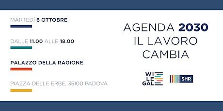 AGENDA 2030 | IL LAVORO CAMBIA tickets