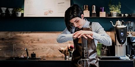 Corso Aeropress - Impara a preparare caffè filtro perfetti biglietti