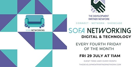 Financial & Legal Sofa Networking tickets