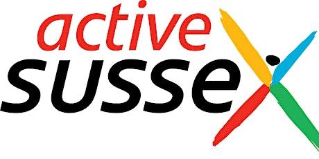 Active Sussex Effective Reporting of the PE & Sport Premium Webinar tickets