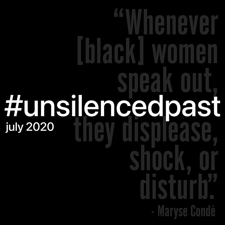 #unsilencedpast image