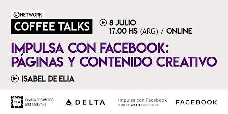 Impulsa con Facebook - Páginas y Contenido Creativo entradas