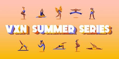 VXN Summer Series 2020 tickets