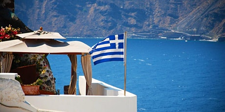 Travel to Greece, virtually! Tips & Info, Q/A, and chat with experts tickets