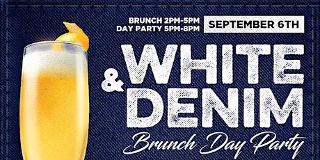 White & Denim 2 tickets