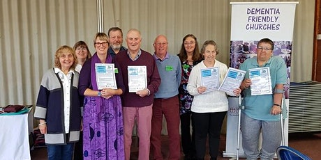 Dementia-Friendly Churches Training Day tickets