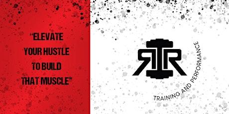 RR Training HIIT Saturday tickets