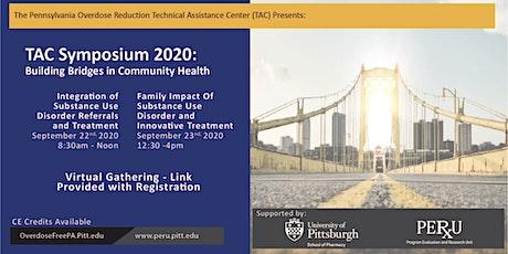 ORTAC Symposium 2020: Building Bridges in Community Health - DAY 2 tickets