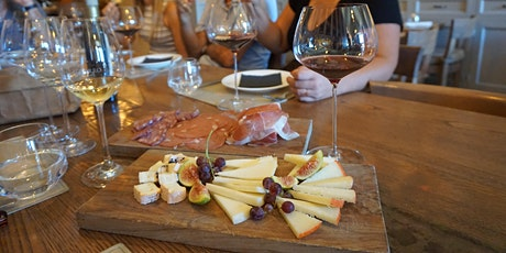 Sommelier-led Italian cheese and wine pairing tickets