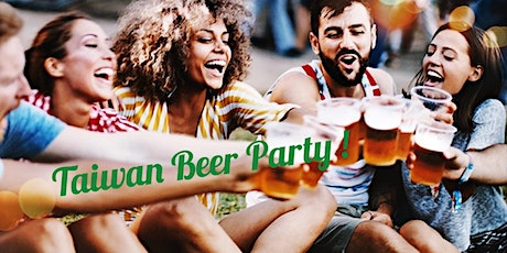 Taiwan Beer Party billets