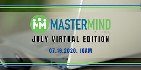 Get Intentional w/ Chris Robinson @ July 2020's Mastermind St. Louis Online tickets