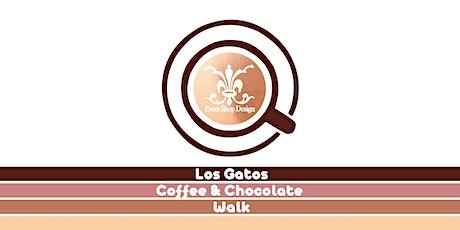Los Gatos Coffee & Chocolate Walk tickets