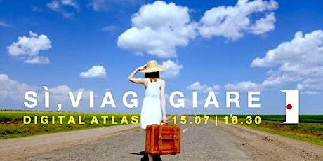 DIGITAL ATLAS biglietti