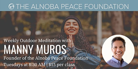 Outdoor Morning Meditation with Manny Muros tickets