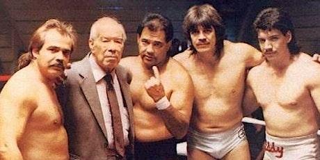 Hector Guerrero Wrestling Class tickets