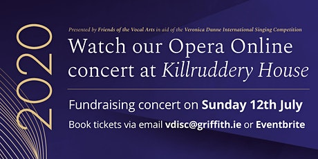 Opera Online at Killruddery House tickets