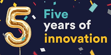 Rise: Five years of innovation tickets