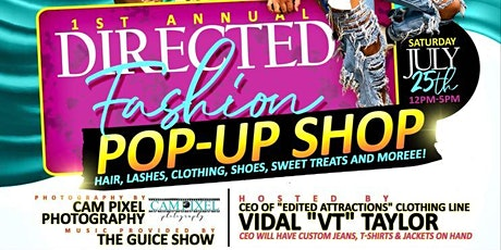 Edited Attractions Pop Up Shop tickets