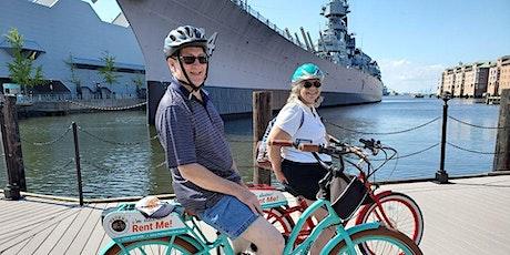 Electric Bike Tour- Norfolk tickets
