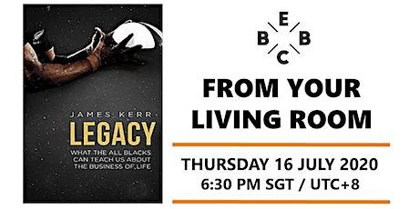 EBBC Singapore - Legacy tickets