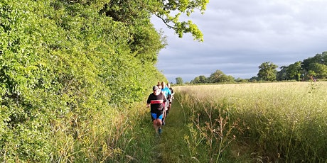 Guided Trail Run Hoveton tickets