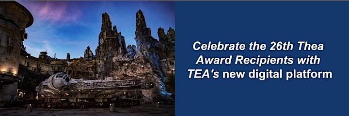 26th Thea Awards Digital Case Studies image