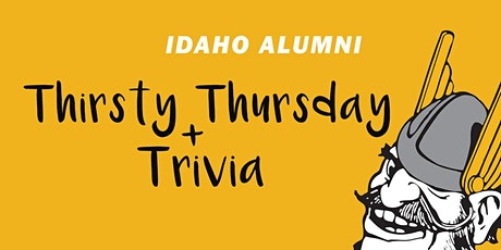 Thirsty Thursday Trivia with Colters Creek tickets